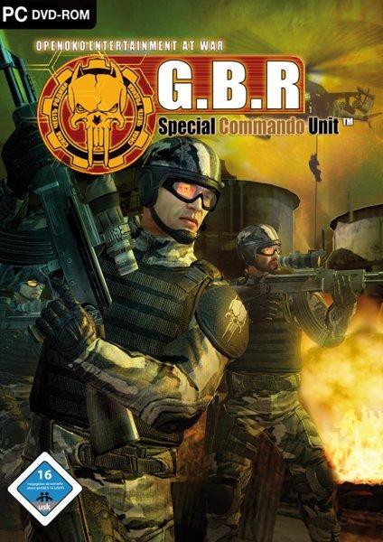 Download G.B.R -  Special Commando Unit Baixar Jogo Completo Full