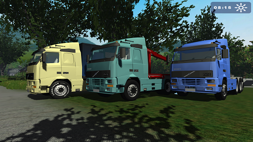 Volvo FH16 Pack